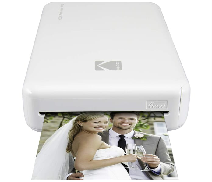 Kodak Mini 2 Best Portable Photo Printer