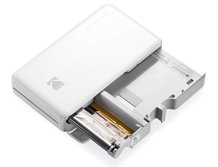 Kodak Mini internal