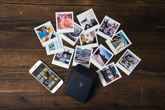 Instax in Black