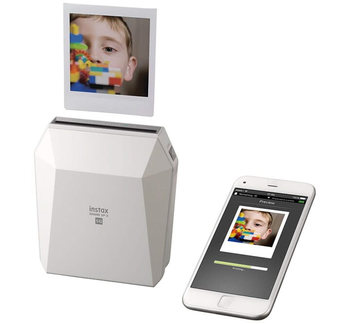Instax Best Portable Photo Printer