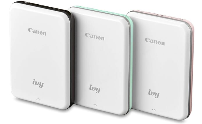 Canon IVY Color variations