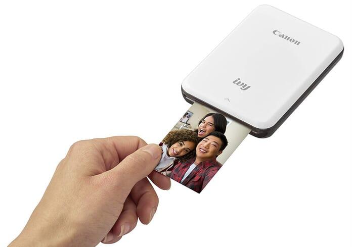 Canon IVY Best Portable Photo Printer