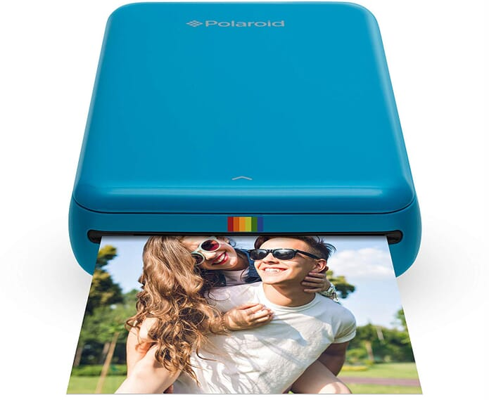 Polaroid Printer in Blue