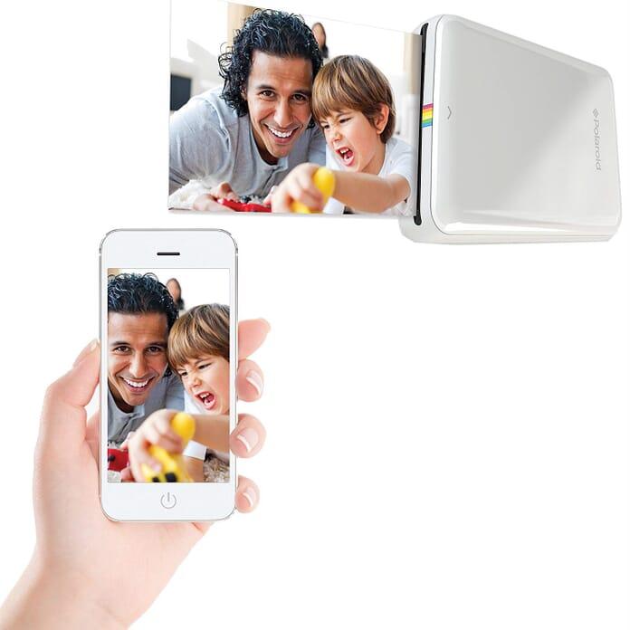Polaroid Printer Mobile