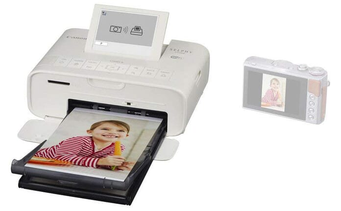 Canon Selphy Printer