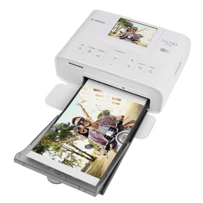 Canon Selphy Best Portable Photo Printer