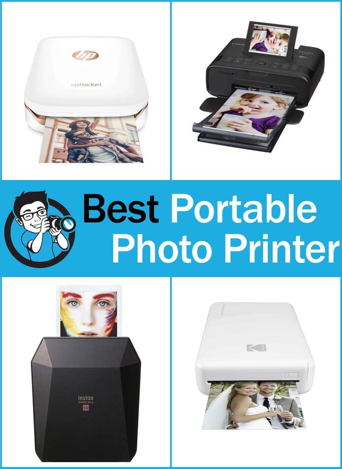 Best Portable Photo Printer
