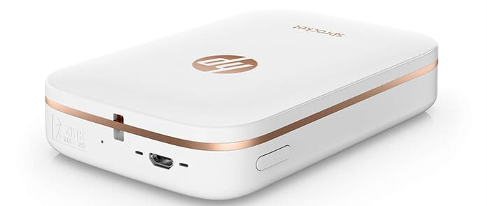 HP Sproket Best Portable Photo Printer