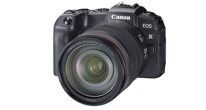 Canon EOS RP Best Vlogging Camera