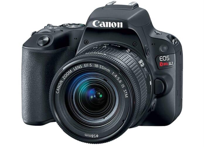 EOS Rebel SL2 Best Vlogging Camera
