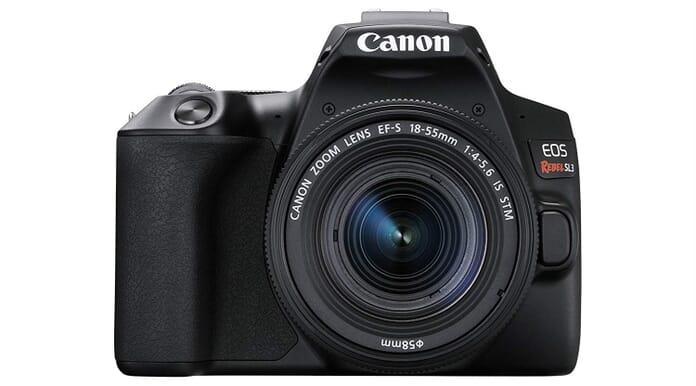 EOS Rebel SL3 Best Vlogging Camera