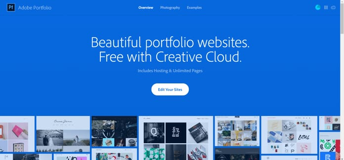 Adobe Portfolio SmugMug Alternatives