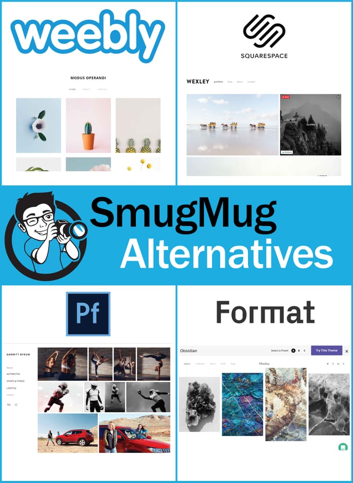 SmugMug Alternatives Preview