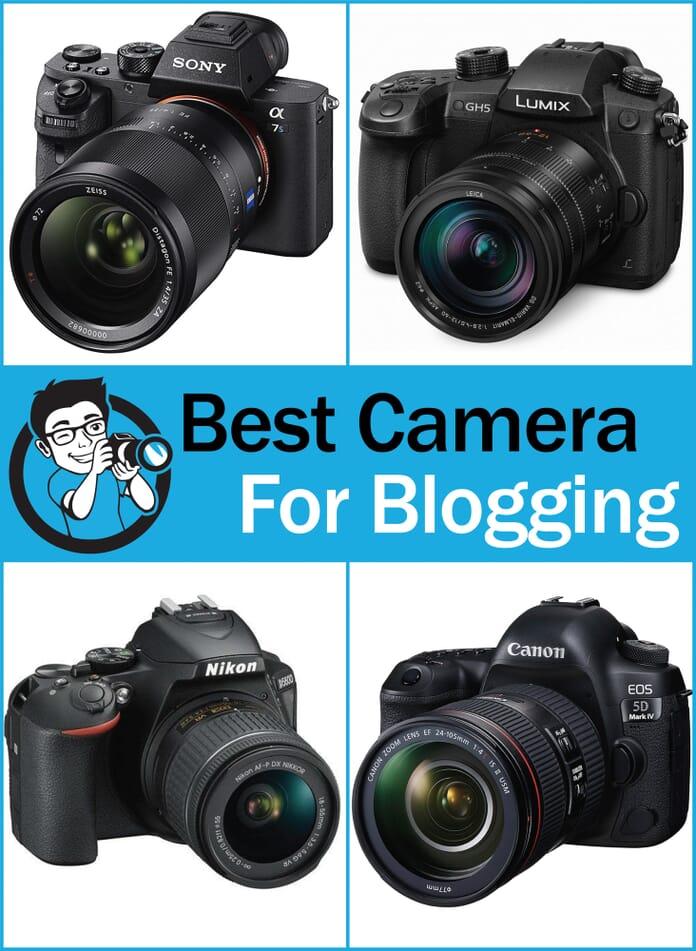 Best Cameras For Blogging In 2019 (10 Great DSLR & Mirrorless
