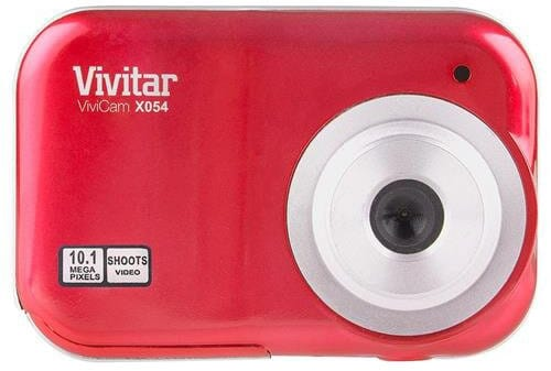 Vivitar X054 Red Best Kids Camera
