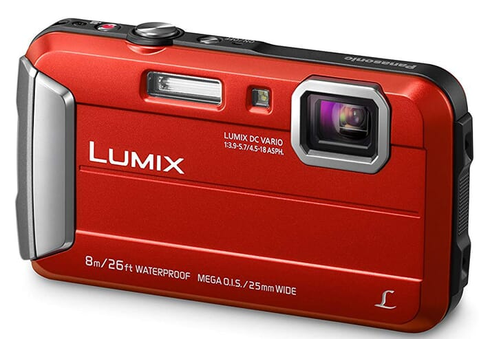 Lumix in Red