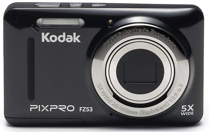Kodak PixPro FZ53 Best Kids Camera