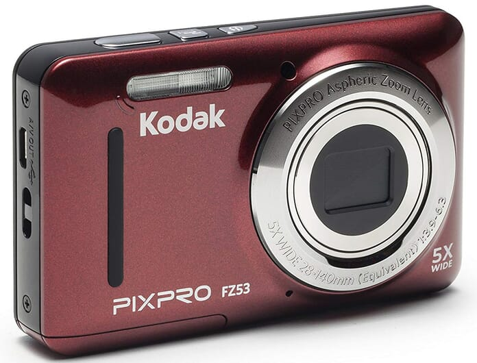 Kodak PixPro Red