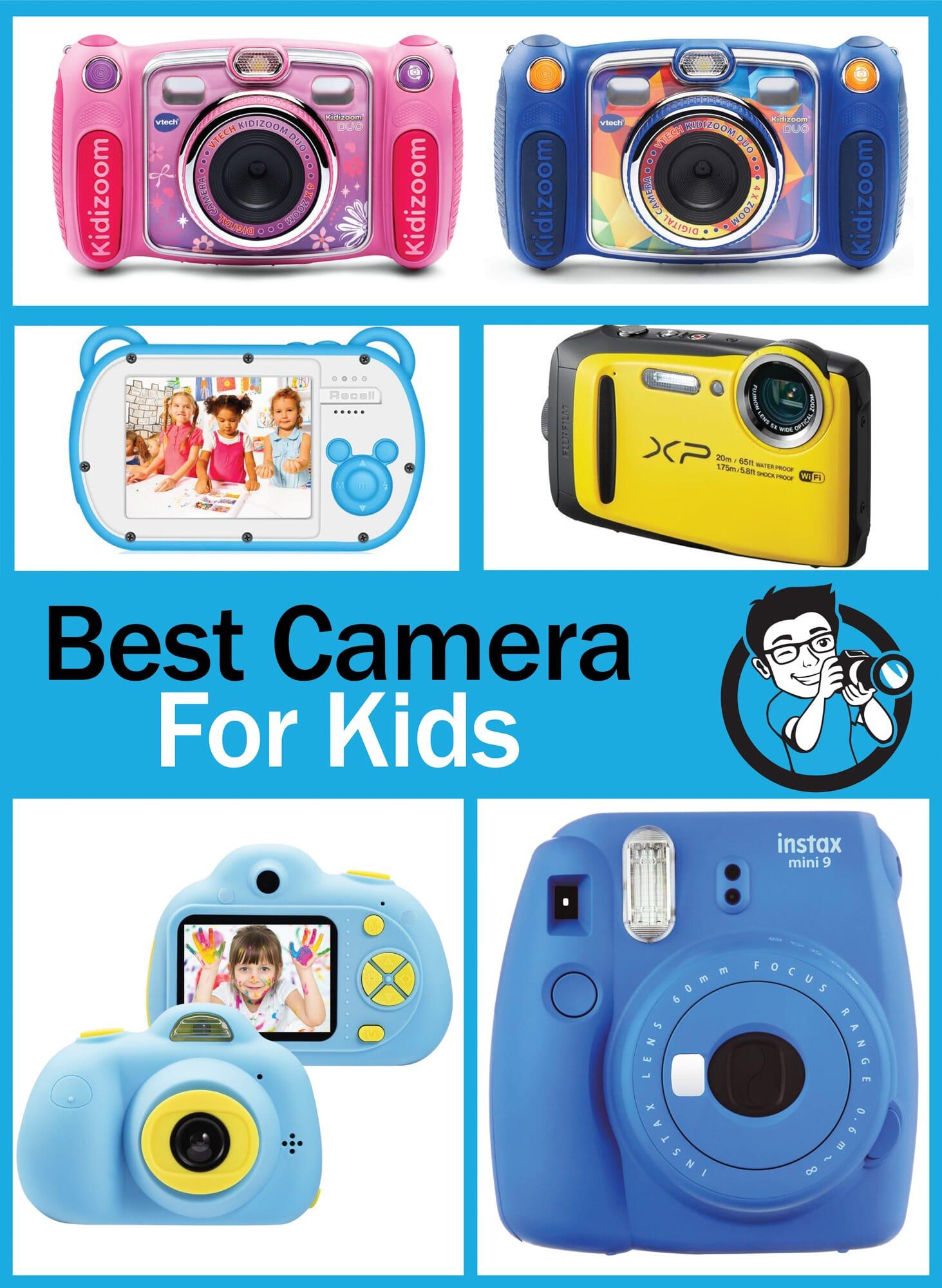 Best Kids Camera