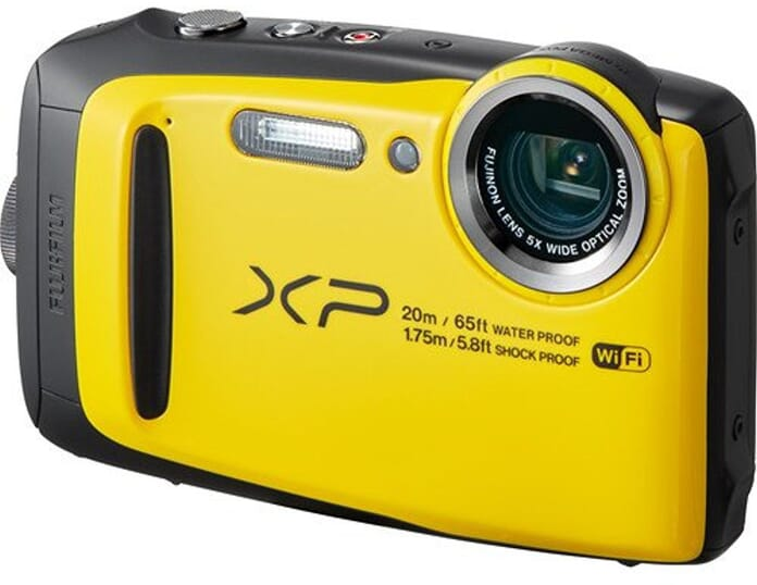 Fujifilm Finepix Waterproof Best Kids Camera