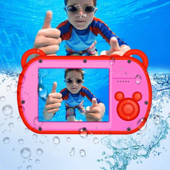 Waterproof Best Kids Camera
