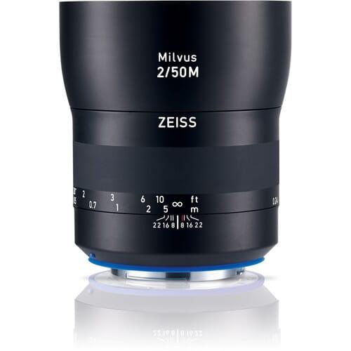 zeiss 50mm f2 macro lens