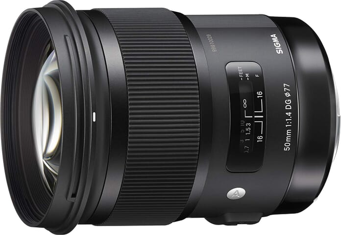best lens for canon 50mm
