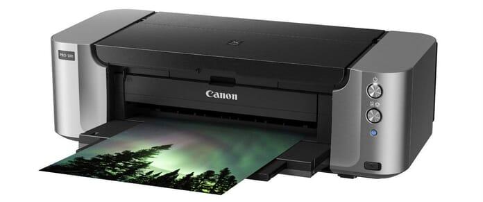 Canon PRO 100 Photo Printer