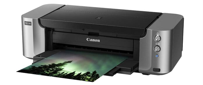 Canon PRO 100 Photo Printer