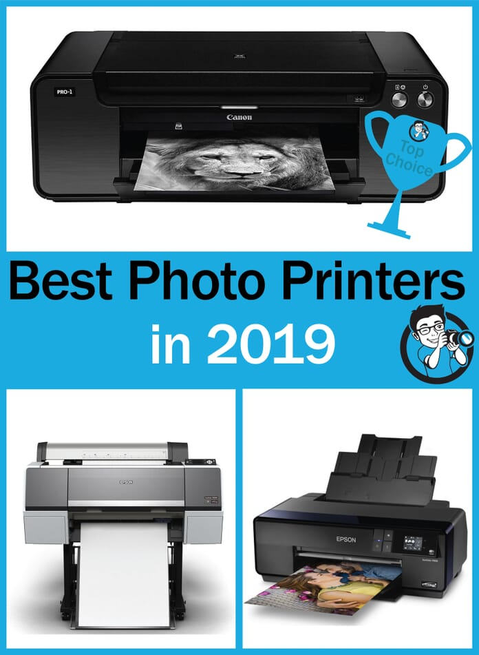 Best Photo Printers for Pros & Home Studio Use (8 Incredible Picks!)