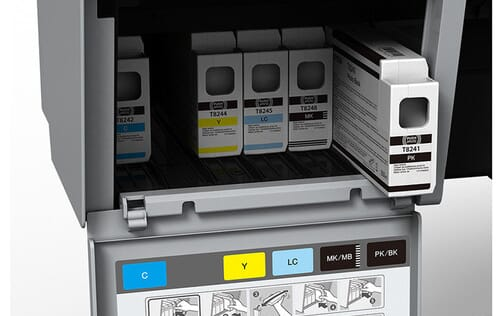 Epson P6000 inks