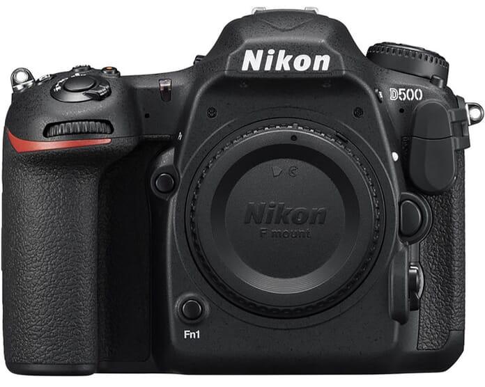 Nikon D500 best sports camera body