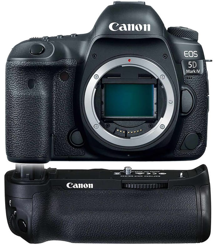 Canon 5D Mark IV best sports camera body