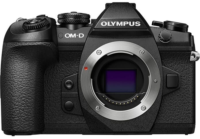 Olympus E-M1 II best sports camera body