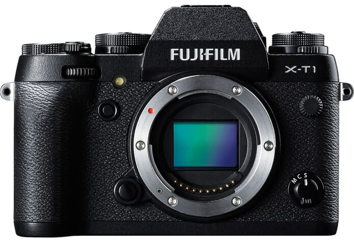FujiFilm X-T2 best sports camera body