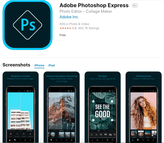 The 20 Best Photo Editing Apps For iPhone and Android