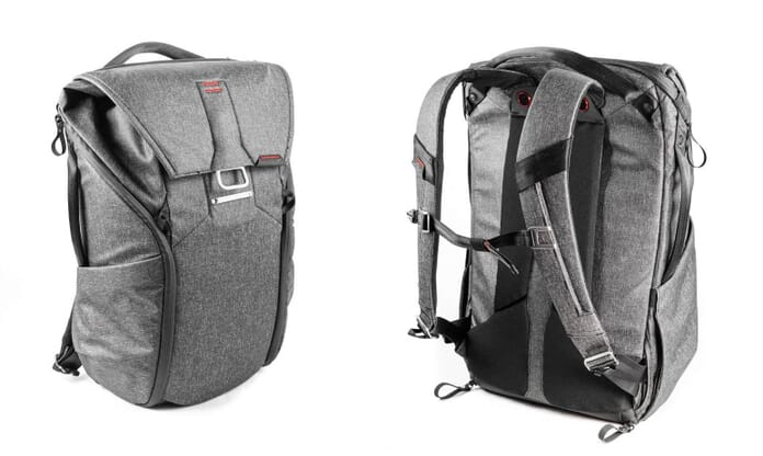 peak design camera backpack