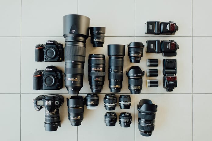 home office photographer
