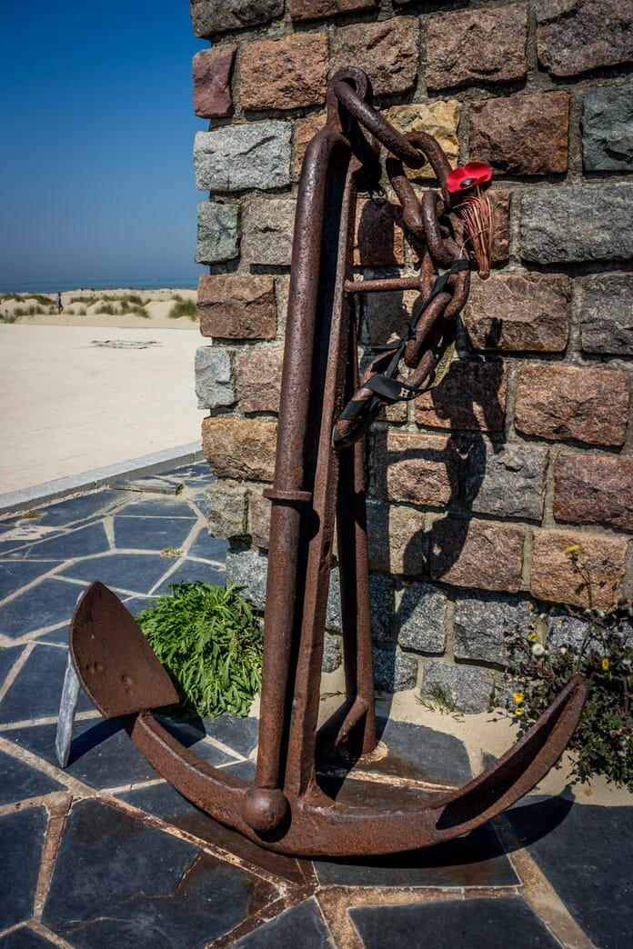Allies Memorial Dunkirk