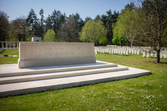 How to photograph memorials - Polygon Wood