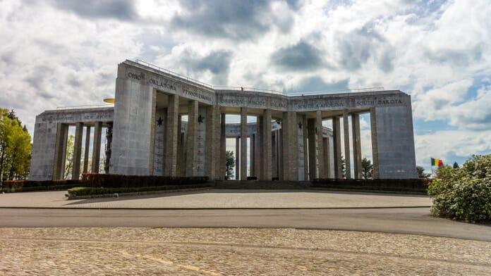 Mardsson Memorial in Bastogne