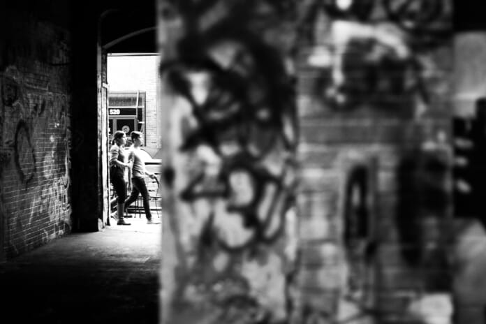 manual mode gives flexibility in street photography