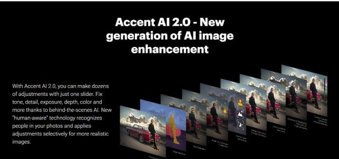 Luminar 3.1 AI
