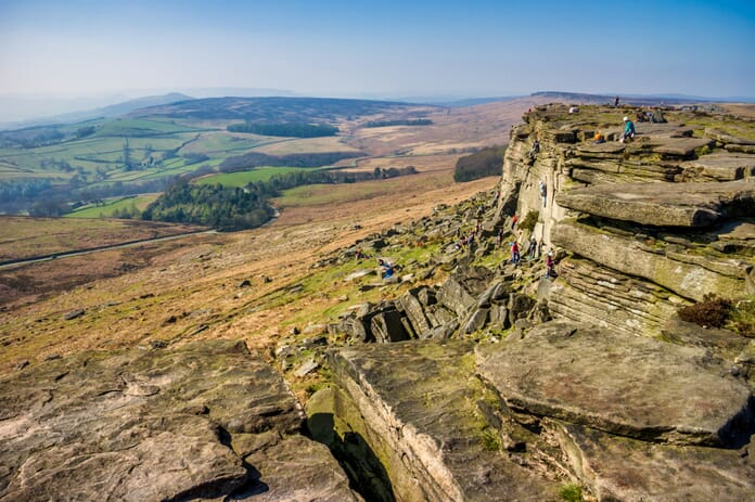 Photo from the Peak District