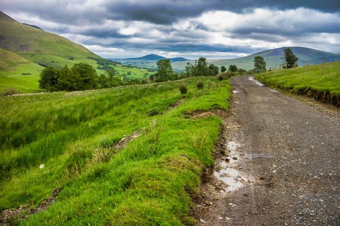 Luminar 3.1 Review - Lake District