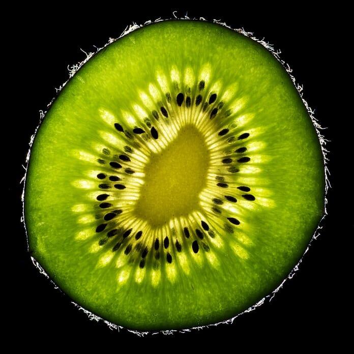 kiwi abstract