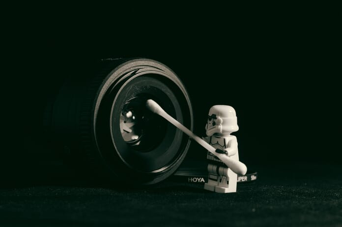 stormtrooper lego scene