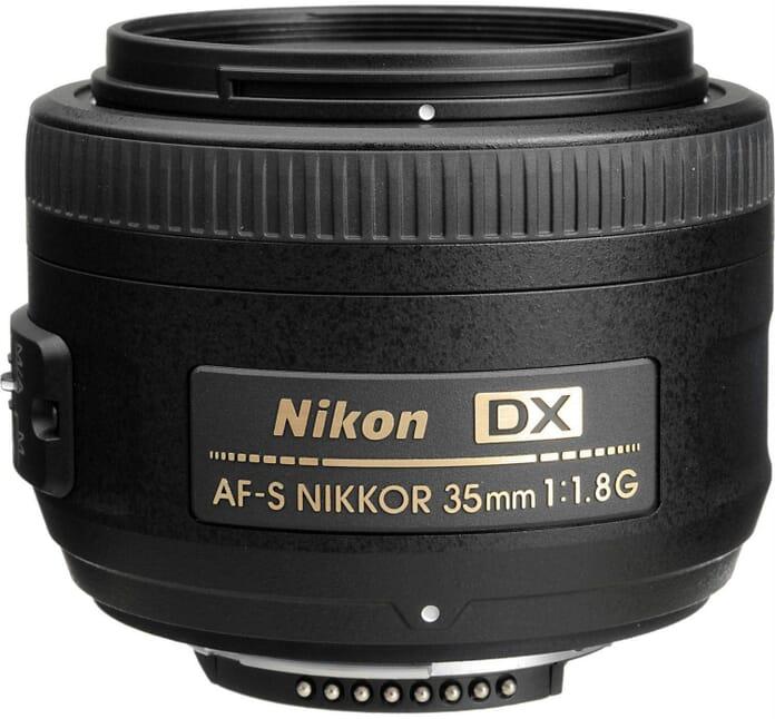 Nikkor 35mm lens