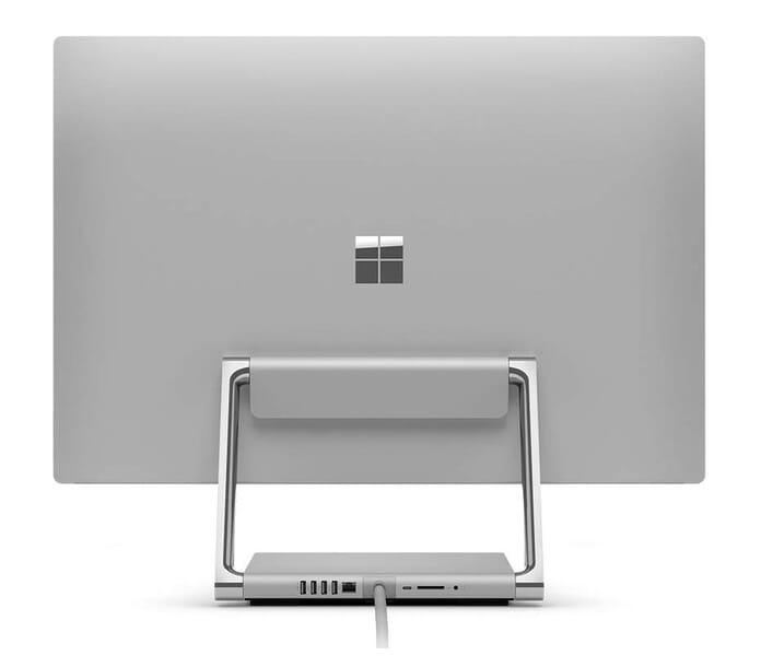 Yoga A940 vs Surface Studio