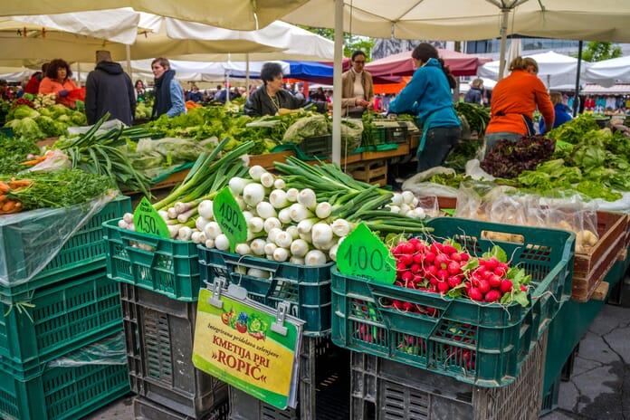 Central Market, Slovenia
